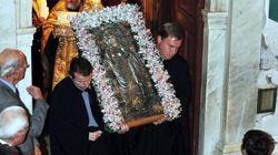 Για πρώτη φορά μετά από 10 αιώνες έρχεται στην Ελλάδα ολόκληρο το σκήνωμα της Αγίας
