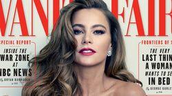 Η Sofia Vergara λέει μόνο αλήθειες στο Vanity Fair -όπως κάνει πάντα