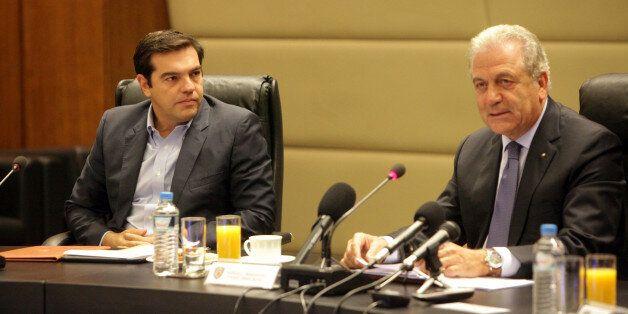 Την Τρίτη η συνάντηση Τσίπρα -