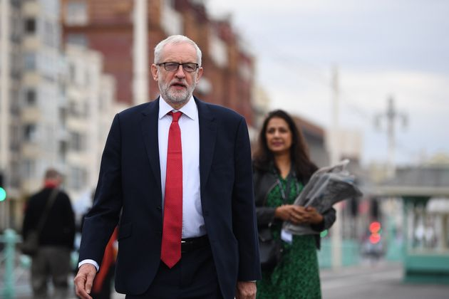 Key Labour Policy Chief Quits In Fresh Blow For Corbyn