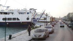 Ζάκυνθος: Ένταση στο λιμάνι μεταξύ 700 κυνηγών και