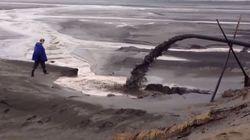 Εσείς είχατε σκεφτεί ότι η πράσινη τεχνολογία μπορεί να μην είναι και τόσο ''αθώα''; Η τοξική λίμνη σε επαρχία της Κίνας είνα...