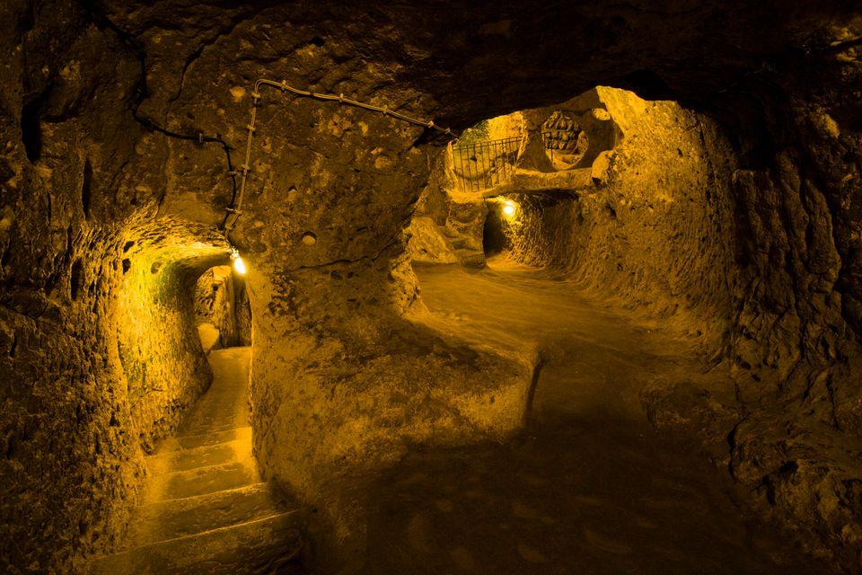 Σπάνια ανακάλυψη: Μία υπόγεια πόλη 5.000 ετών κρυβόταν κάτω από τα πόδια των κατοίκων της