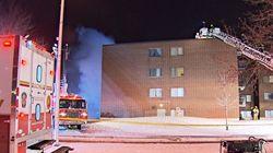 Un incendie force l'évacuation de 200 résidents à