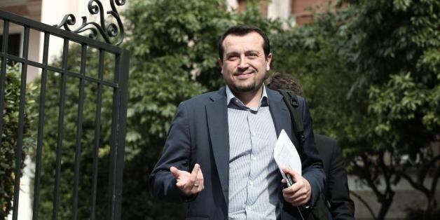 Νίκος Παππάς: Δεν υφίσταται θέμα συμψηφισμού για τα χρέη των