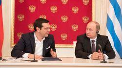 Όταν ο Τσίπρας έκανε τον Πούτιν να απολογηθεί γιατί κατά λάθος μίλησε για τουρκικό αγωγό σε ελληνικό