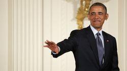 Ο Ομπάμα ''κλαίει'' επειδή οι κόρες του θα πάνε κάποια στιγμή