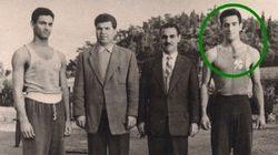 Ο αθλητής του Παναθηναϊκού, Αντώνης