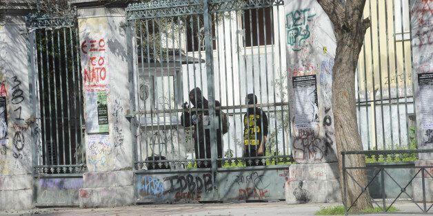 Επεισόδια και συλλήψεις γύρω από το Πολυτεχνείο το βράδυ του