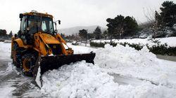 Χιονισμένη η Μεγάλη Πέμπτη - Μάθετε σε ποιους δρόμους είναι απαραίτητη η χρήση αντιολισθητικών
