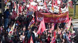 «Τέλος στη λιτότητα» είπαν χιλιάδες Γάλλοι διαδηλωτές. «Κλειστός» ο Πύργος του
