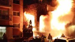 Μεγάλη πυρκαγιά σε ελληνορθόδοξη εκκλησία στο