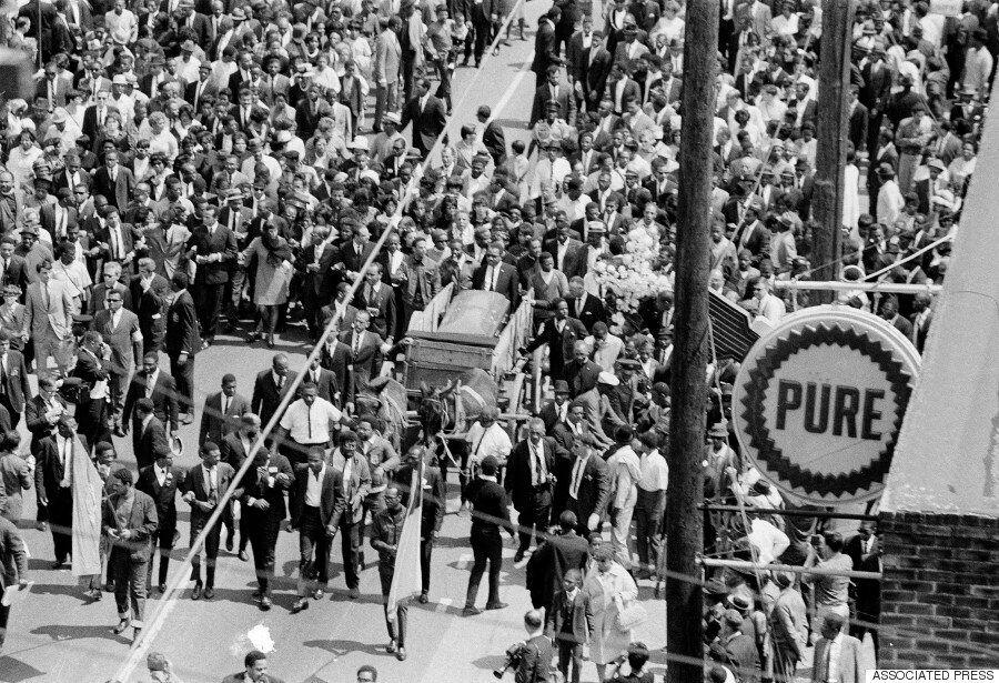 Η δολοφονία του Μάρτιν Λούθερ Κινγκ μέσα από 16 συγκλονιστικές