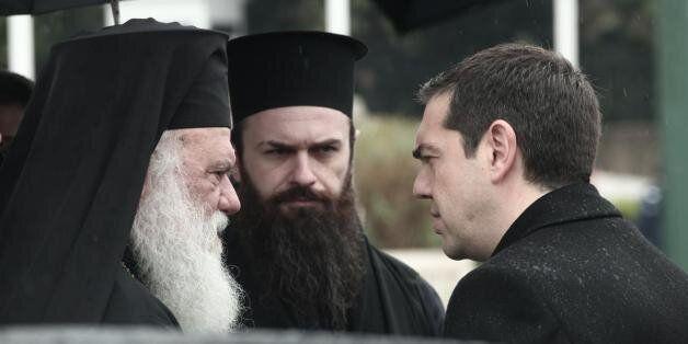 Το ευχαριστώ του Τσίπρα στον Ιερώνυμο για τη διάθεση της εκκλησιαστικής περιουσίας: Ενεργοποιείται άμεσα...