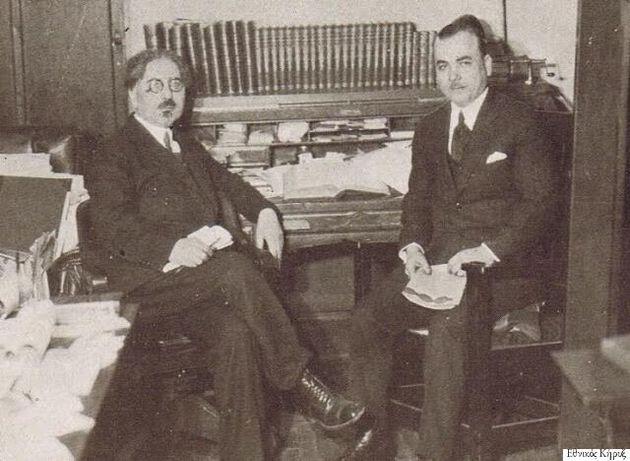 Τα πρώτα 100 χρόνια του «Εθνικού Κήρυκα». Η ομογενειακή εφημερίδα γιορτάζει τον έναν αιώνα