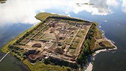 Por Bajin: Το αρχαίο φρούριο της Σιβηρίας που φέρνει σε αμηχανία ακόμα και τον Πούτιν. Χτίστηκε στη μέση του πουθενά και