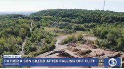 ΗΠΑ: Πήγε να σώσει τον πατέρα του και σκοτώθηκε και εκείνος μαζί του πέφτοντας από γκρεμό ύψους 20