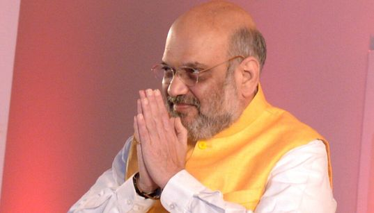 No Politics Behind Article 370, Claims Amit Shah; Blames Nehru For Existence Of