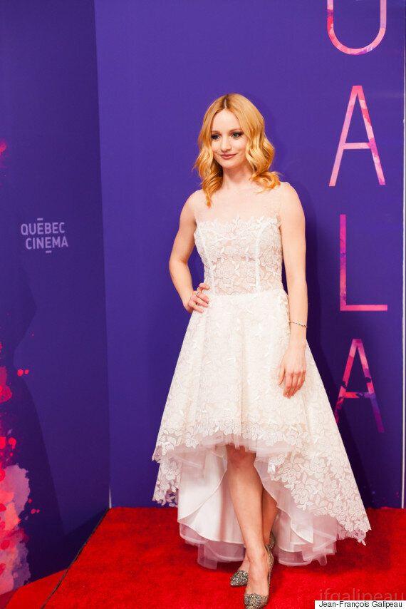 Gala du cinéma québécois 2016: les tenues préférées de la rédaction