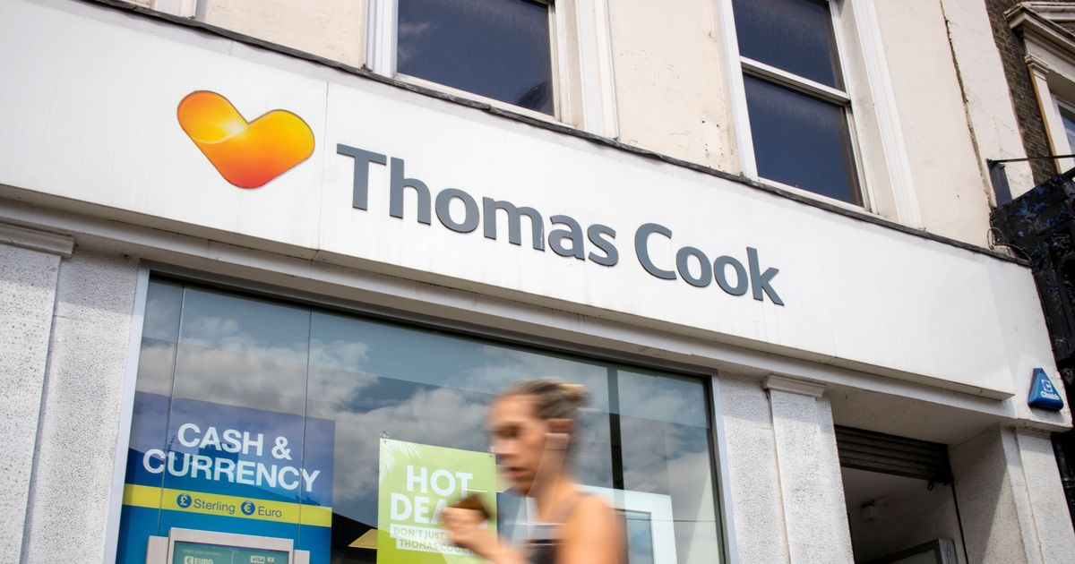 Holidaymakers 'Held Hostage' In Hotels As Thomas Cook Faces Collapse