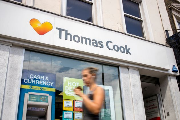 Holidaymakers Held Hostage In Hotel As Thomas Cook Faces Collapse