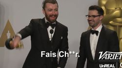 La gaffe de Sam Smith aux Oscars