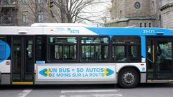 Agression armée dans un bus de la STM: trois suspects arrêtés
