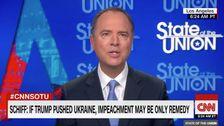Rep. Adam Schiff Di Trump Ukraina Skandal: Impeachment 'Mungkin Satu-Satunya Obat'