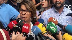 Inés Sabanés (Más Madrid), antes de la asamblea: