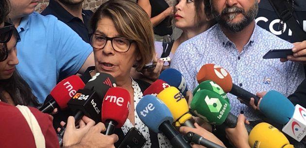 Inés Sabanés, de Más