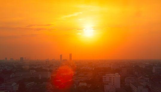 Ces cinq dernières années ont été les plus chaudes enregistrées sur