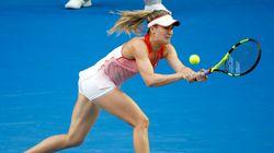 Eugenie Bouchard ne sera pas de la Fed Cup à