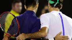 Djokovic domine Federer en