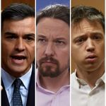 ENCUESTA: Sánchez, Iglesias o Errejón, ¿a quién