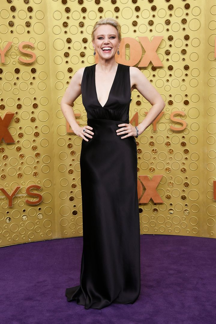 LOS ANGELES, CALIFORNIA - SEPTEMBER 22: Kate McKinnon attends the 71st Emmy Awards at Microsoft Theater on September 22, 2019 in Los Angeles, California. (Photo by Frazer Harrison/Getty Images)