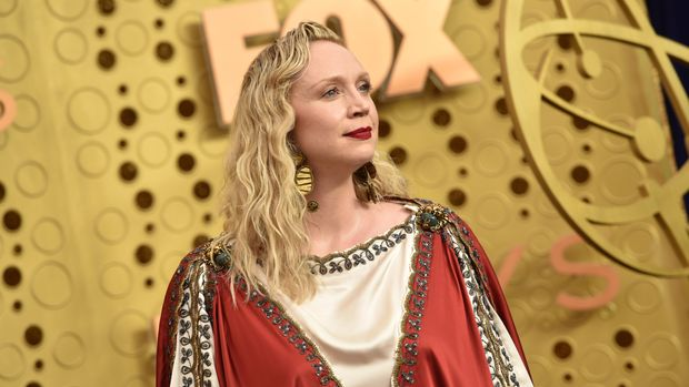 LOS ANGELES, CALIFORNIA - SEPTEMBER 22:  Gwendoline Christie attends the 71st Emmy Awards at Microsoft Theater on September 22, 2019 in Los Angeles, California. (Photo by John Shearer/Getty Images)