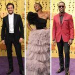 Emmy 2019: Veja aqui a galeria de fotos do tapete