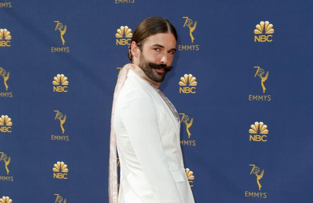 """Jonathan Van Ness, star de """"Queer Eye"""", révèle vivre avec le VIH"""