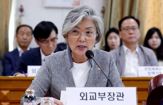 강경화 외교부