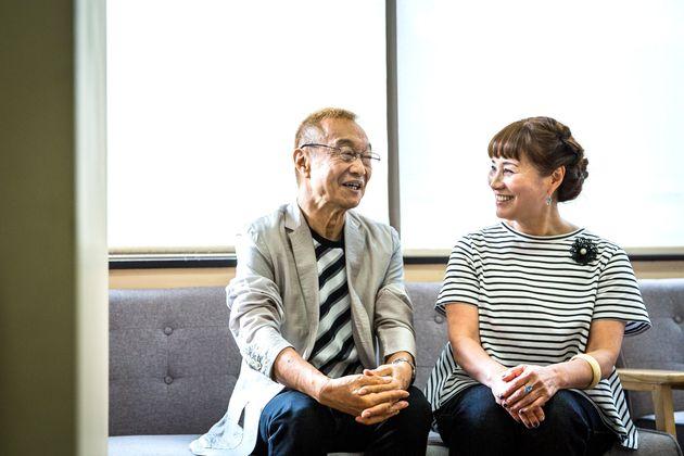 アニメ版で主人公・冴羽獠(さえば・りょう)と、相方・槇村香(まきむら・かおり)を演じた神谷明さんと伊倉一恵さん
