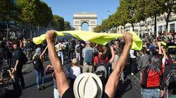 158 gardes à vue prononcées après l'acte 45 des gilets jaunes et la Marche pour le