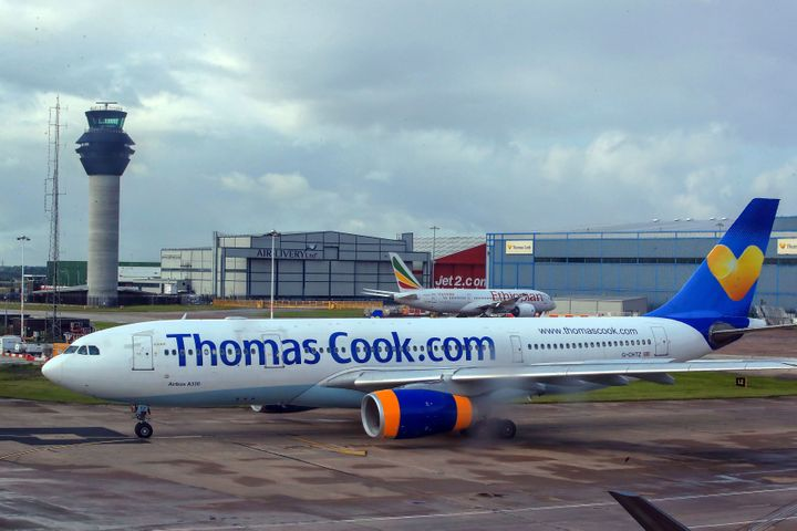 More than 600,000 vacationers who booked through tour operator Thomas Cook were on edge Sunday, wondering if they will be abl