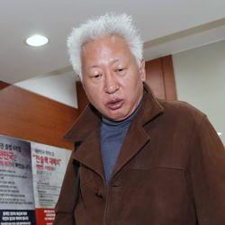 류석춘 교수가 '위안부 매춘' 발언 논란에 입장을 밝혔다