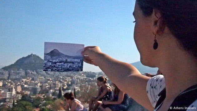 Athens Insiders: Η ξενάγηση τουριστών, τα μυστικά της πόλης και η συνάντηση με τη