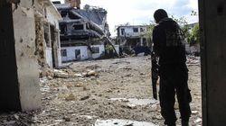 Στη Δαμασκό κατάφεραν να μπουν για πρώτη φορά οι δυνάμεις του Ισλαμικού