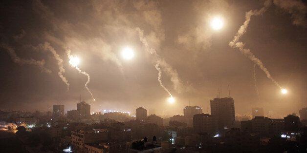 Επιχείρηση των Ισραηλινών στρατιωτικών δυνάμεων στη Γάζα, το βράδυ της Τρίτης 29 Ιουλίου