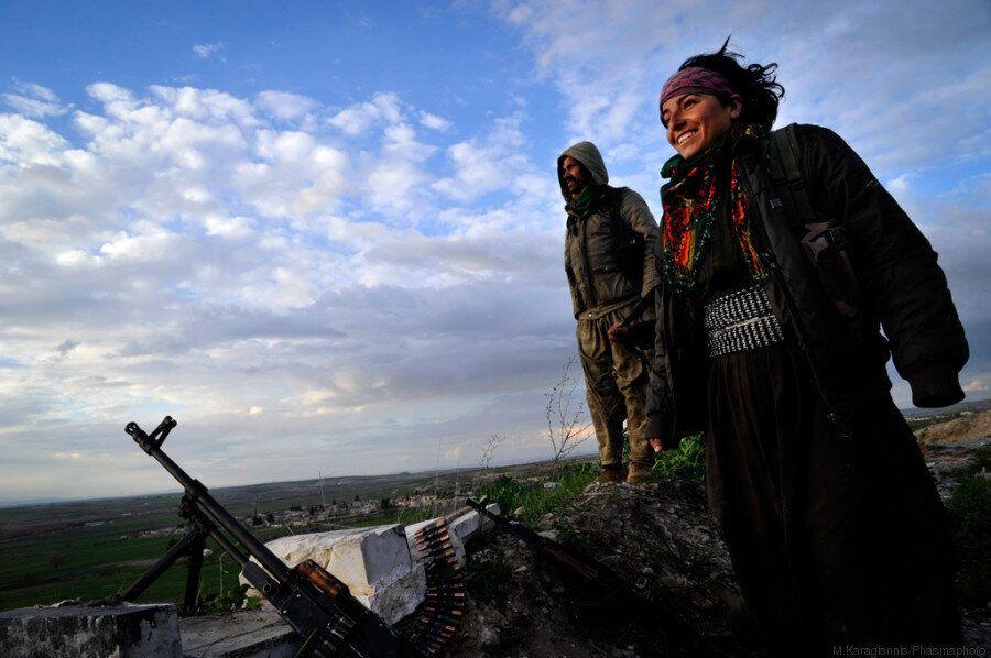 Rojava: Χτίζοντας ένα «αυτόνομο κράτος» από την αρχή στη Βόρεια Συρία. Απλά ένα κοινωνικό πείραμα ή μία...