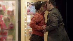Ένας άνδρας με σύνδρομο down κάνει πρόταση γάμου στη φίλη