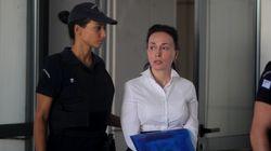 Η κραυγή της Βίκυς Σταμάτη από το Δρομοκαϊτειο: «Zω σε μια αποθήκη