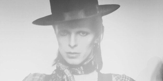 David Bowie Exhibit, MCA,